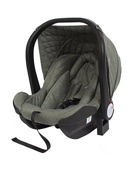 My Babiie My Babiie I-Size Group 0+ Sage Car Seat & Adaptors