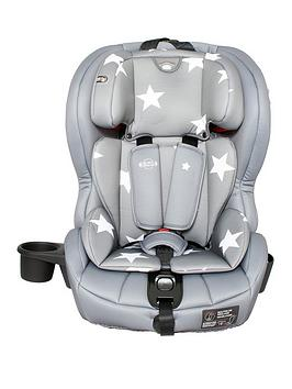 my-babiie-group-123-car-seat-grey-stars