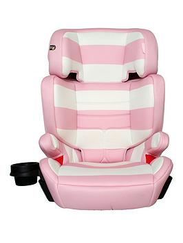 My Babiie My Babiie Group 23 Car Seat- Pink Stripes
