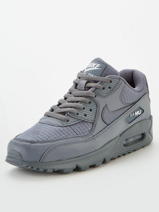 new product 46fc8 3e619 Nike Air Max 90 Essential - Grey