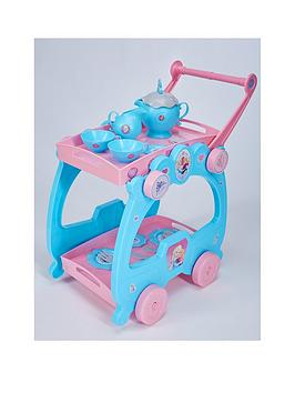 frozen-tea-party-and-serving-trolley-set