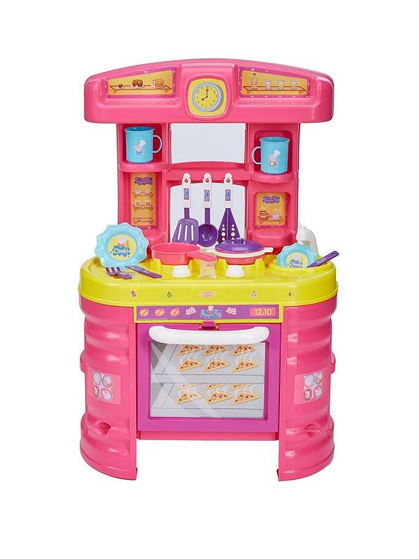 Bildo Peppa Pig Mega Kitchen