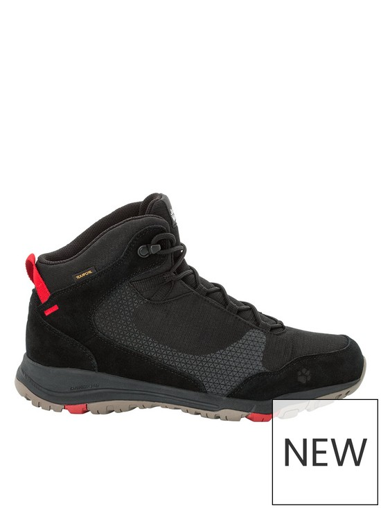 0bf51de195c Activate XT Texapore Mid - Black