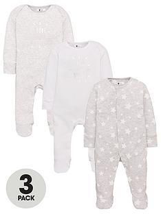 v-by-very-baby-unisex-star-i-love-my-mummy-amp-daddy-3-pack-sleepsuits-multi