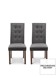 julian-bowen-pair-of-madrid-velvet-dining-chairs