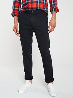 tommy-hilfiger-straight-denton-chinos-black