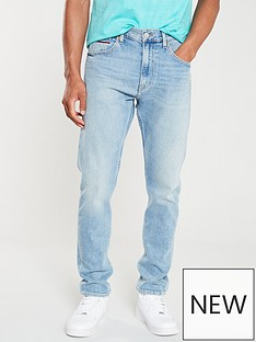 0abec7128 Tapered Jeans | Tommy hilfiger | Jeans | Men | www.very.co.uk