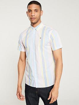 tommy-jeans-striped-short-sleeved-shirt-multiple-colours