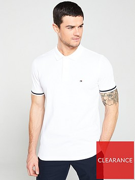 tommy-hilfiger-tipped-logo-polo-shirt-white
