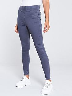 v-by-very-short-high-waist-jeggingsnbsp--grey
