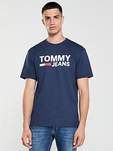 tommy-jeans-classic-logo-t-shirt-navy