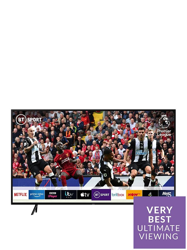 QE49Q60 (2019) 49 inch, QLED 4K Ultra HD Certified HDR 1000 Smart TV