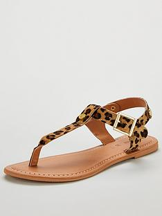 v-by-very-heaven-animal-print-leather-toe-post-sandals-leopard