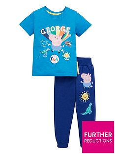 peppa-pig-boys-george-pig-rainbow-fun-t-shirt-and-joggers-set-multi