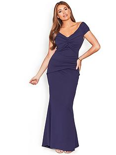 sistaglam-loves-jessica-jessica-wright-bardotnbspfluted-maxi-dress-navy