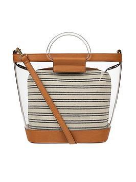 accessorize-barney-vinyl-hand-held-tote-bag-tan