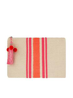 accessorize-sorrento-embroidered-stripe-wash-bag-multi