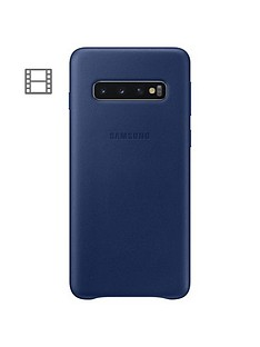 samsung-galaxy-s10-leather-cover