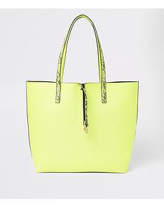 river-island-neon-shopper--yellow
