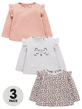 v-by-very-baby-girls-3-pack-leopard-ruffle-shoulder-long-sleeve-tops-multi