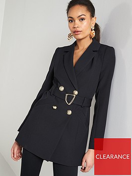 river-island-long-belted-jacket--black