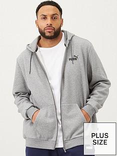puma-plus-size-ess-full-zip-hoody