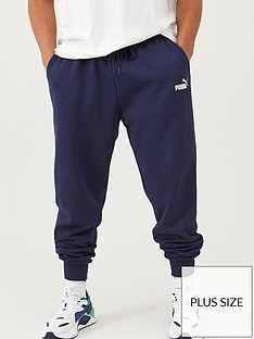 puma-plus-size-mens-ess-logo-pants