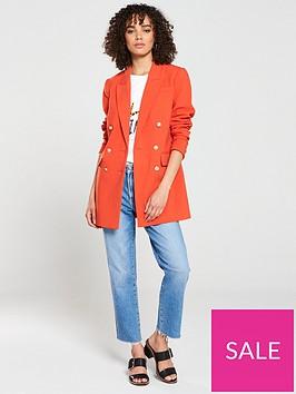 v-by-very-longline-military-blazer-orange
