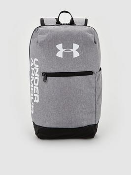 under-armour-patterson-backpack-greyblacknbsp