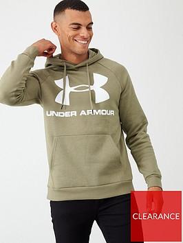 under-armour-rival-fleece-sportstyle-logo-hoodie-khaki