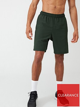 under-armour-woven-graphic-shorts-green