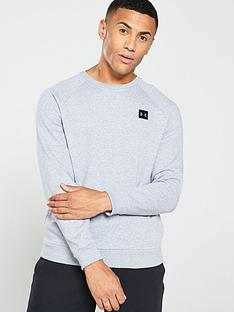 under-armour-rival-fleece-crew-sweat-greyblack