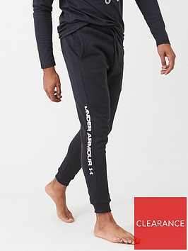 under-armour-rival-fleece-wordmark-logo-joggers-blackwhite