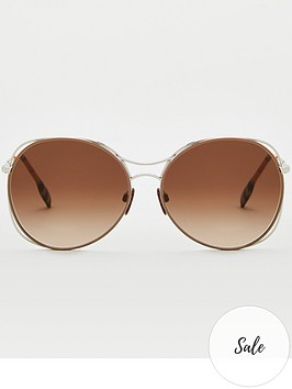 burberry-round-frame-sunglasses