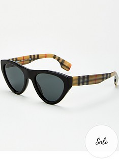burberry-black-print-oversized-sunglasses-multi