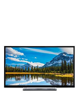 Toshiba Toshiba 24W3863Db 24 Inch, Hd Ready, Freeview Play, Smart Tv