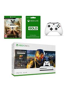 xbox-one-s-1tb-anthem-console-withnbspxbox-live-12-month-gold-membership-card-amp-xbox-one-wireless-controller-white-amp-state-of-decay-2