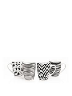 sabichi-geo-sketch-mugs-ndash-set-of-4
