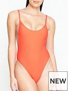 frankies-bikinis-mallory-swimsuit-neon-coral