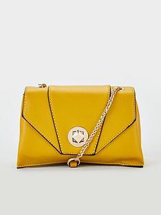 01bd1c19113a8 Oasis Luna Small Cross Body Bag - Ochre