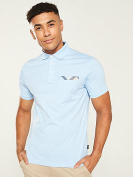 barbour-drumfad-polo-shirt-ocean-blue
