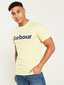 barbour-ardfern-t-shirt-lemon