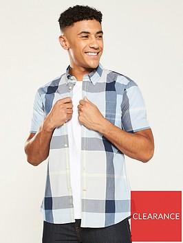 barbour-croft-short-sleeve-shirt-blue