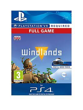 playstation-4-windlands-digital-download