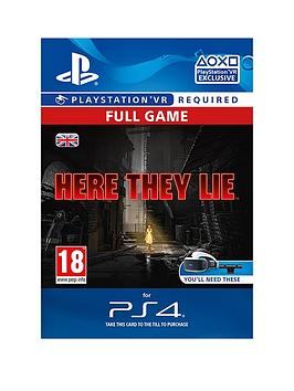 playstation-4-here-they-lie-vr-digital-download