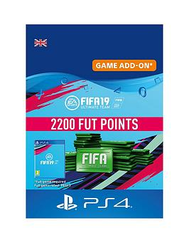 playstation-4-2200-fifa-19-points-pack-digital-download