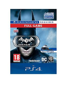 playstation-4-batman-arkham-vr-digital-download