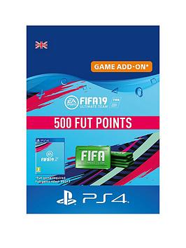 playstation-4-500-fifa-19-points-pack-digital-downlaod