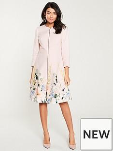 ted-baker-luluuu-elegant-textured-dress-coat-pink