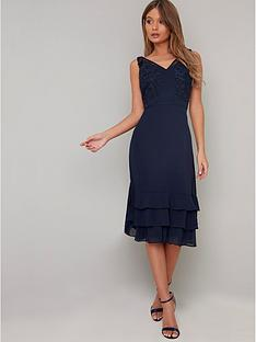 chi-chi-london-alorah-embroidered-midi-dress-navy